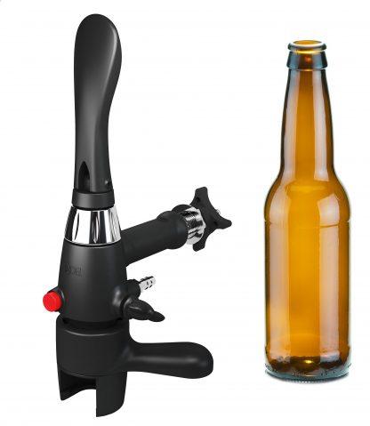 iTap for longneck beer bottle